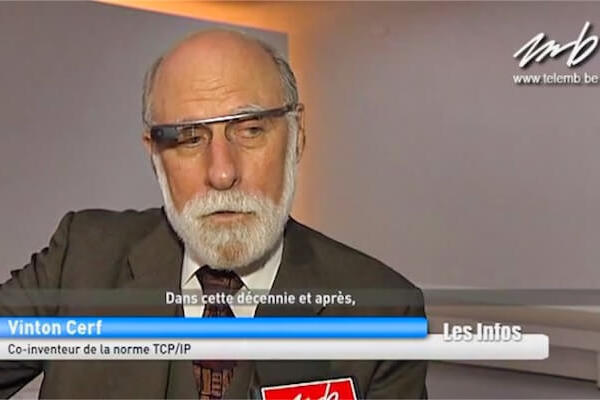 Interview TéléMB - Vinton Cerf